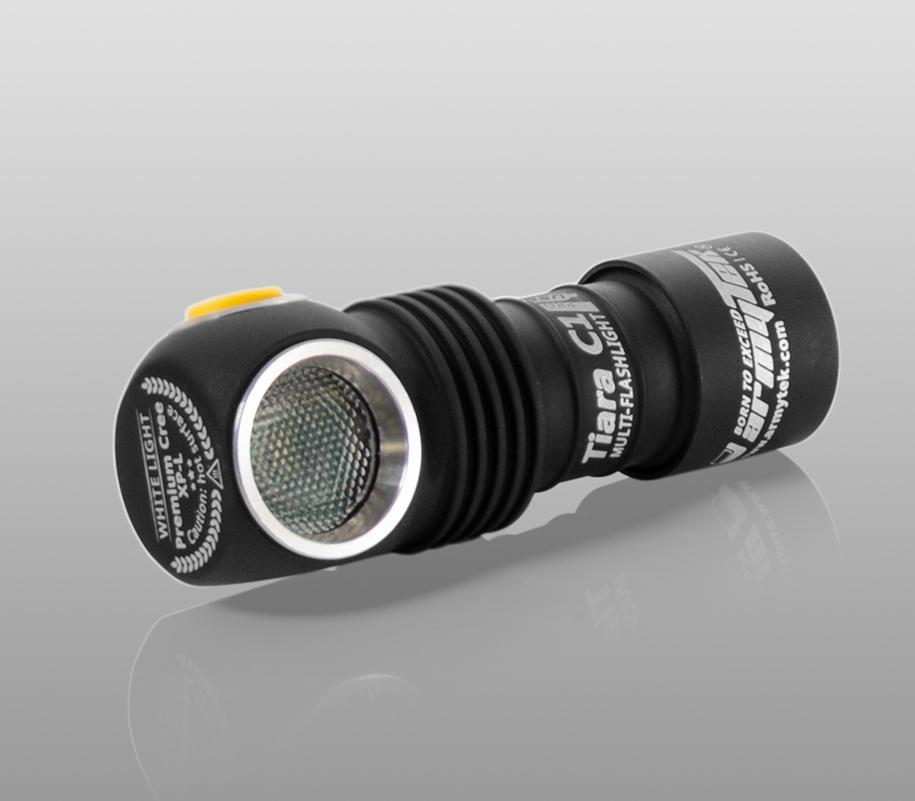 Мультифонарь Armytek Tiara C1 Pro Magnet USB (тёплый свет) - фото 10