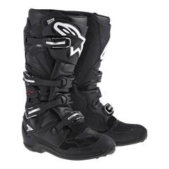 Alpinestars Tech 7 мотоботы кроссовые, черный размер 9 (43)