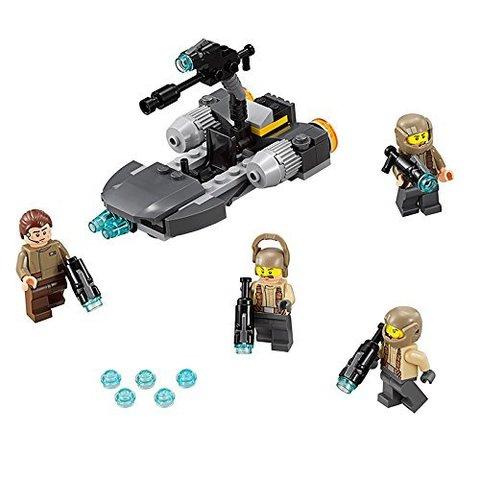 LEGO Star Wars: Боевой набор Сопротивления 75131 — Resistance Trooper Battle Pack — Лего Звездные войны Стар Ворз