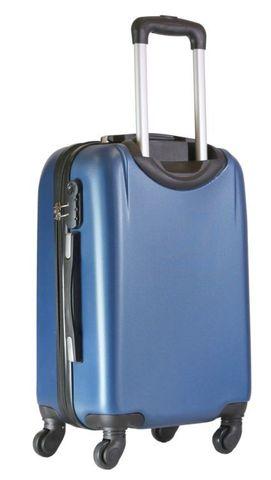 Синий чемодан S ПРЕМИУМ