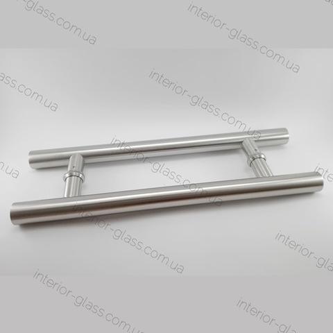 Ручка трубчатая 600 мм HDL-633 для стеклянных дверей