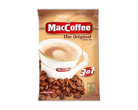 купить Кофе растворимый MacCoffee 3в1, 50 шт по 20 г