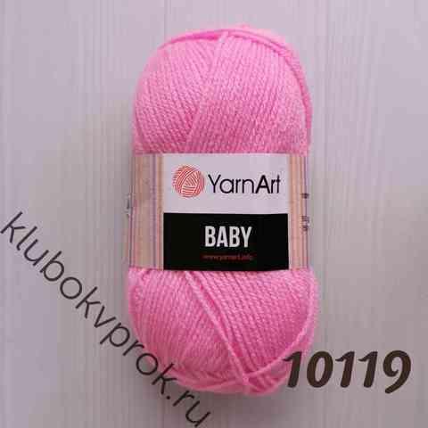 YARNART BABY 10119, Розовый