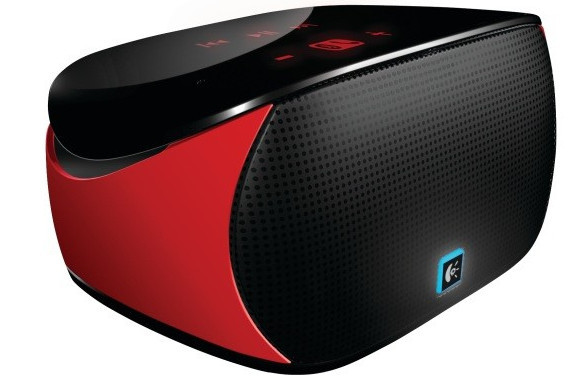 LOGITECH Mini Boombox Red