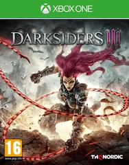 Darksiders III. Издание первого дня (Xbox One/Series X, русская версия)