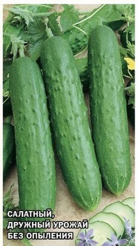 Семена Огурец Зозуля F1 (ТСХА) 50 сем