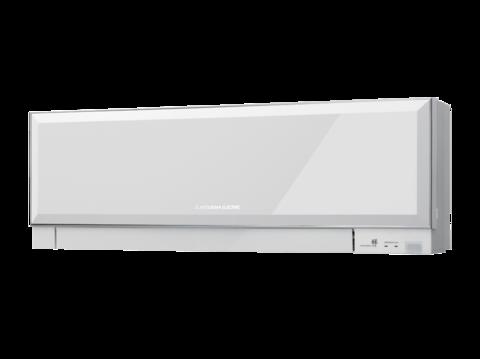 Внутренний блок настенного типа инверторной мульти сплит системы - Mitsubishi Electric MSZ-EF35VEW (white) серия Design