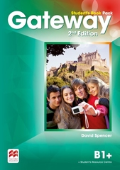 Gateway Second Edition B1+ Student's Book