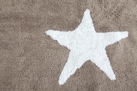 Ковер Lorena Canals Three Stars White (120 х 160)