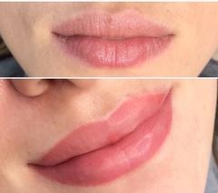 Пигмент для губ Bubble gum (Жевательная резинка) от Алины Шаховой