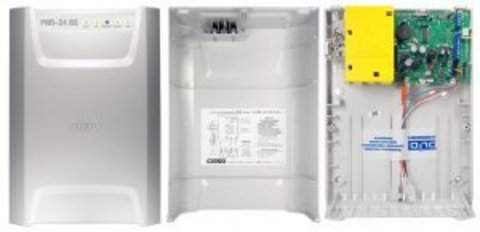 Источник питания резервированный РИП-24 исп. 51 (РИП-24-2/7П1-Р-RS)