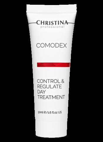 Сhristina Дневная регулирующая сыворотка-контроль | Comodex Control & Regulate Day Treatment
