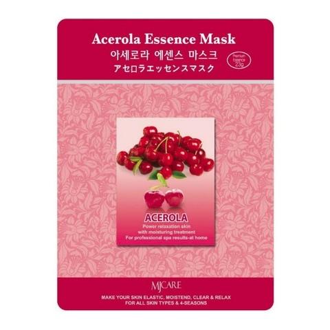 Тканевая маска Mijin Cosmetics Acerola  Essence Mask