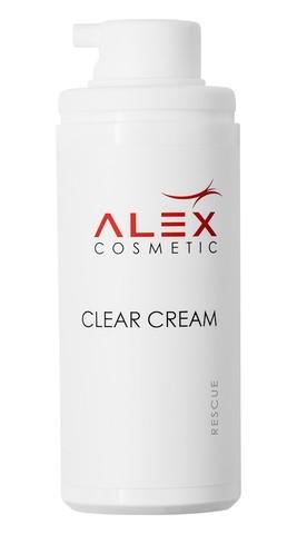 Крем для жирной и комбинированной кожи - Alex Clear Cream