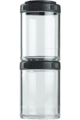 Контейнеры Blender Bottle GoStak 150мл (2 контейнера) черный