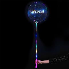 Набор 3D Сфера, Deco Bubble с держателем с диодной лентой, 2 шт (12