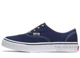 Кеды Vans Classic Slip-on Blue White Thorns