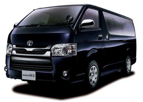 Задняя Пневмоподвеска Toyota Regius Ace