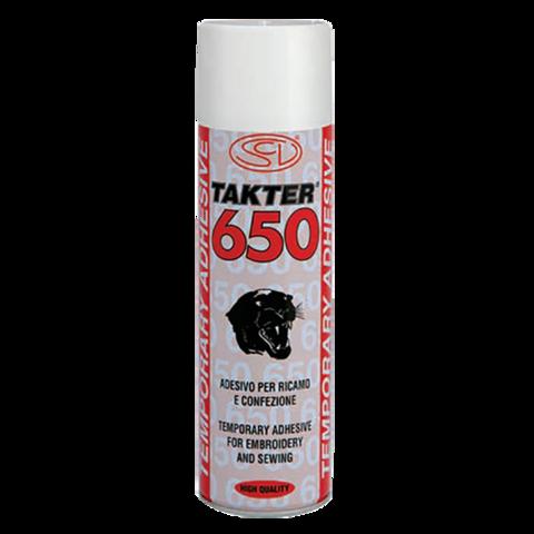 Клей-спрей TAKTER-650 временной фиксации | Soliy.com.ua