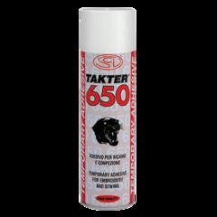 Фото: Клей-спрей TAKTER-650 временной фиксации