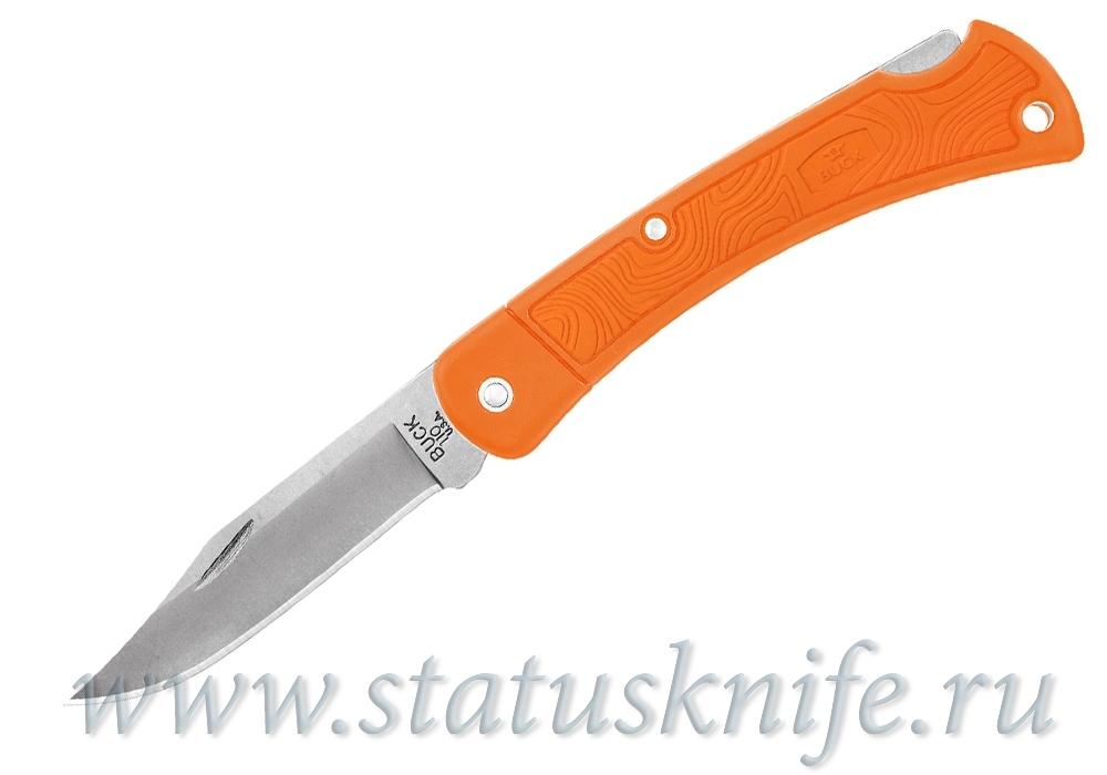 Нож Buck Knives 0110ORSLT BVPAK Folding Hunter LT
