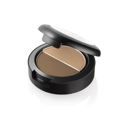 Тени для бровей Make Up Secret  Eyebrow Cake Powder ECP3