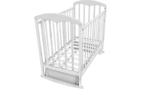 Кровать детская Фея 324 белый