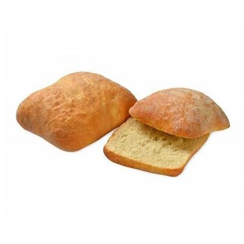 Хлеб Чиабатта 11х11 см, 110 гр.(вл.55)