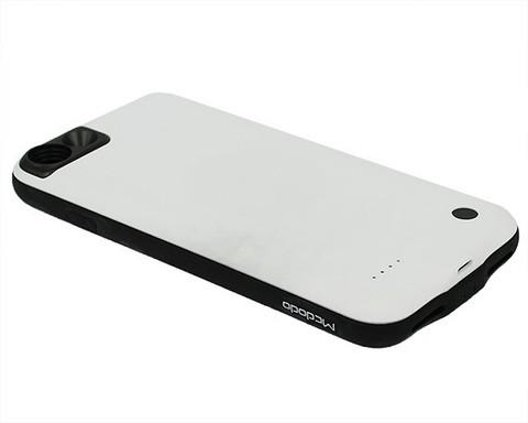 McDodo / Чехол с аккумулятором MC-3790 iPhone 7   2500mAh белый