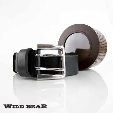 Ремень WILD BEAR RM-013f Black Premium