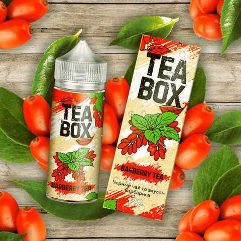 Жидкость Tea Box 120 мл Barberry Tea