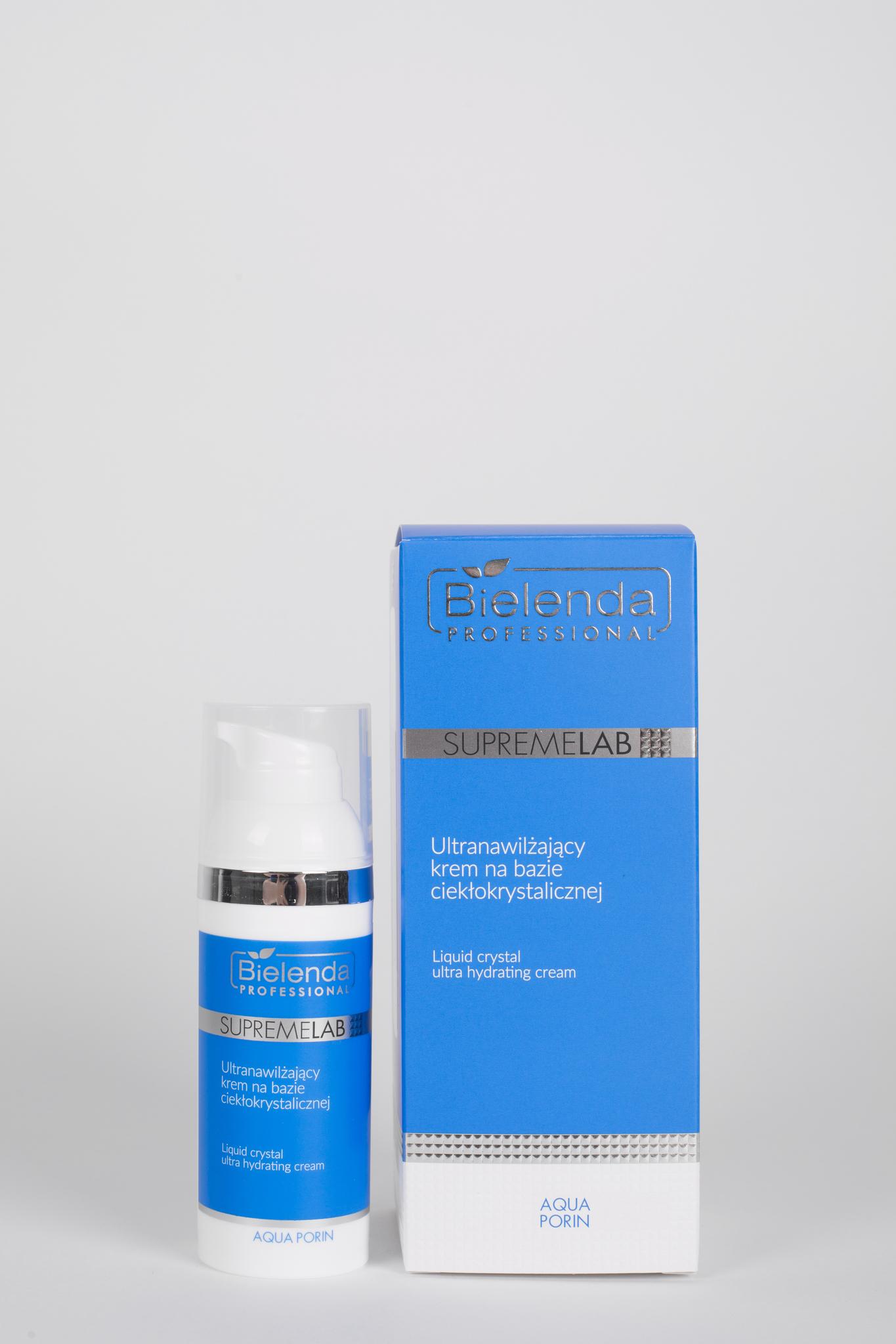 Aqua Porin увлажняющий крем для лица SPF 15, 50 мл.