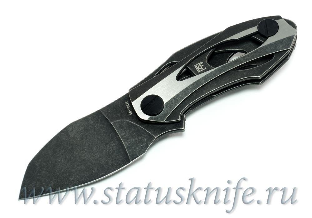 Нож Decepticon-4 PVD Десептикон CKF Limited - фотография