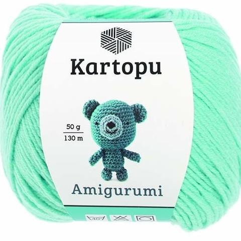 Amigurumi Kartopu (51% акрил, 49% хлопок 50 гр/130 м)