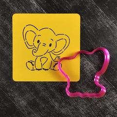 Слоненок №3