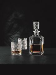 Набор для виски декантер 750 мл и 2 стакана 330 мл. Bossa Nova, фото 3