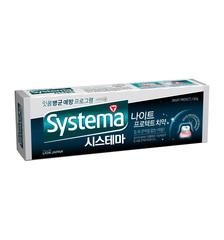 Зубная паста ночная защита Lion Systema 120 гр