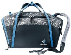 Сумка спортивная Deuter Hopper black zigzag