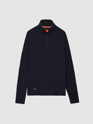 Рубашка мужская Gri Лонг синяя
