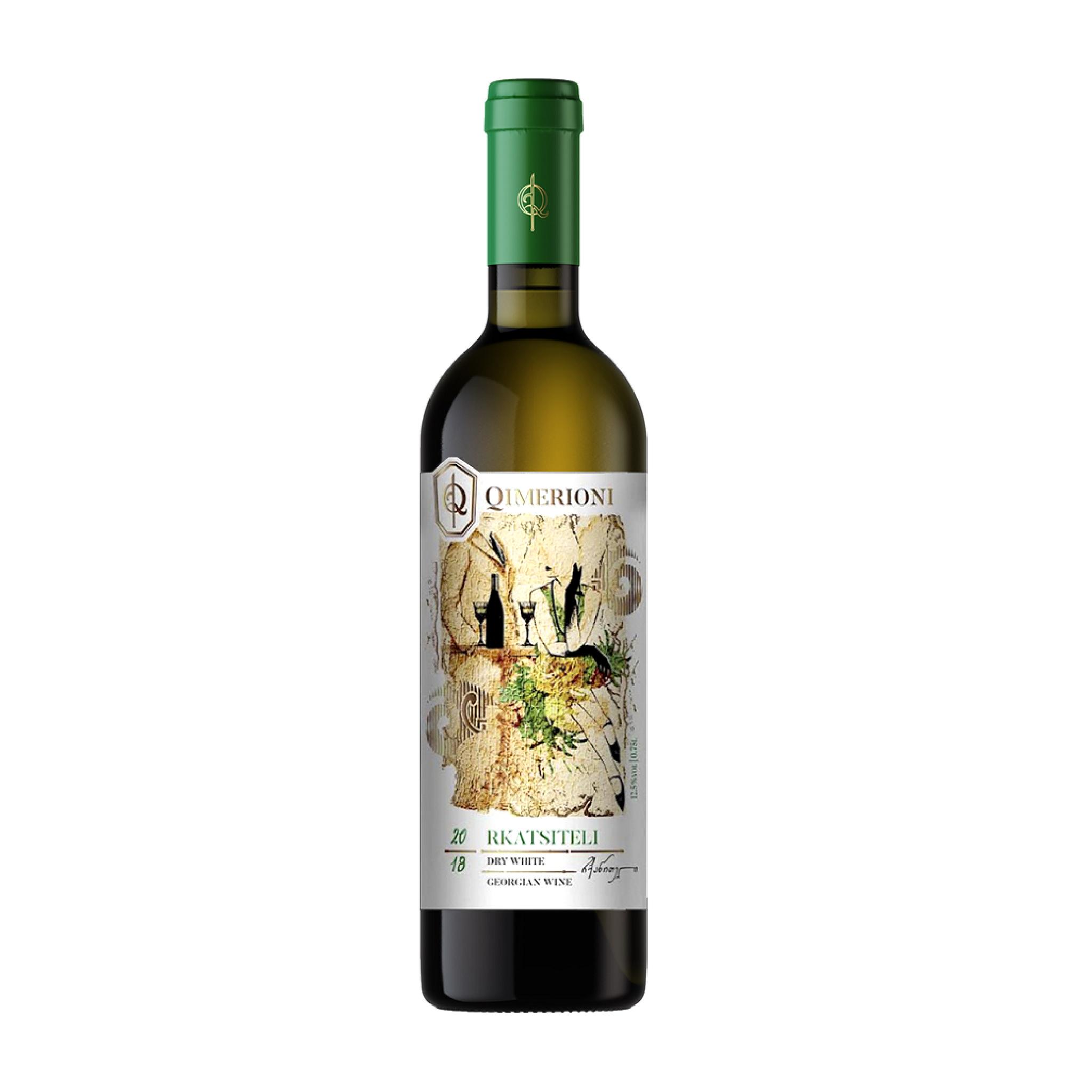 Вино Qimerioni Ркацетелі