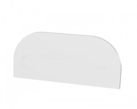 Защитный бортик ЗБ-01 белый