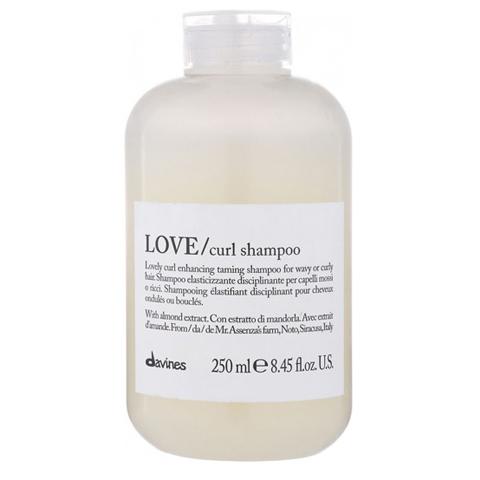 Davines Essential Haircare LOVE CURL: Шампунь для усиления завитка (Love Curl Shampoo)