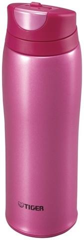 Термокружка Tiger MCB-H (0,48 литра), малиновая