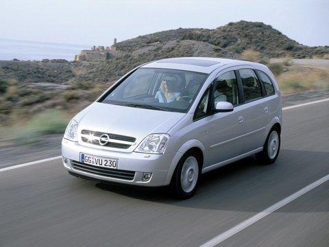 Чехлы на Opel Meriva A 2003–2010 г.в.