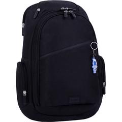 Рюкзак для ноутбука Bagland Tibo 23 л. Чёрный (0019066)
