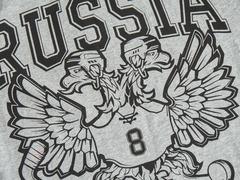 Футболка Россия №8