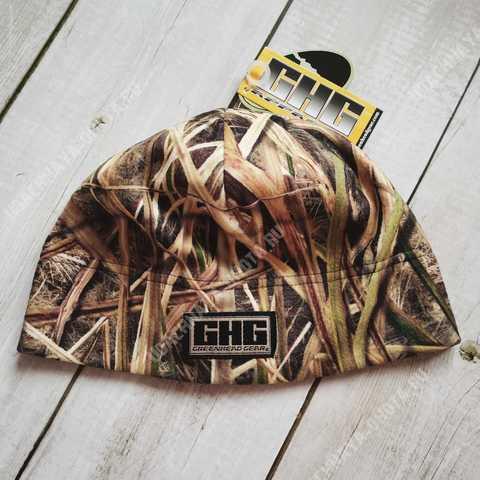 Флисовая шапка GHG, расцветка Blades