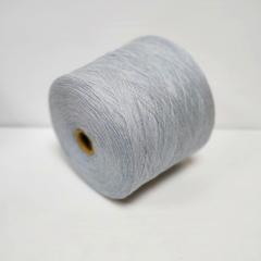 Lambswool, Шерсть ягненка 100%, Светло-голубой меланж, 1/16, 1600 м в 100 г