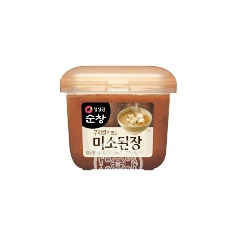 Соевая паста Твенджан для Мисо супа 450г Daesang Корея