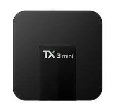 Смарт ТВ-приставка TX3 mini-A 2/16 Гб Android 9.0 c bluetooth